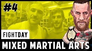 FightDay VLOG #4 - La nostra prima lezione di Mixed Martial Arts (MMA)