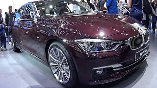 BMW 3 series - BMW 335li 2016, 2017, interior, exterior video