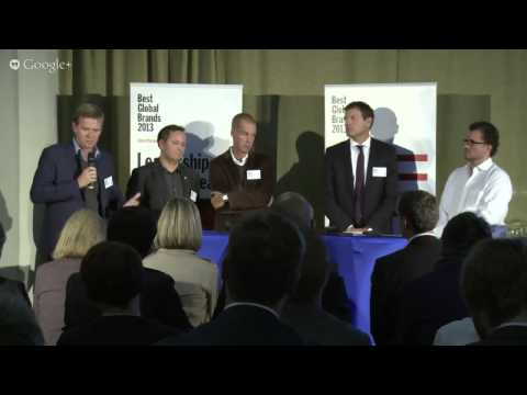 Panel discussion German Football Brands with HSV, BVB, VFL Wolfsburg and FC Bayern München