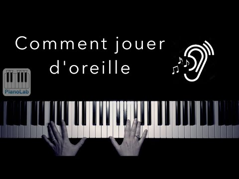 You are not alone - Piano tuto + english subtitles