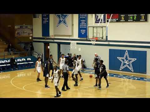 Varsity Boys Basketball Arabia Mountain High School vs Spalding High School 2018
