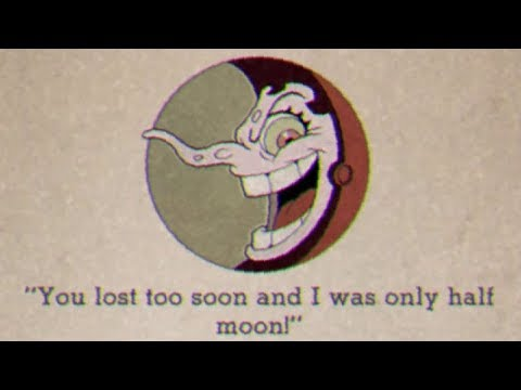 Cuphead - All Boss Game Over Quotes