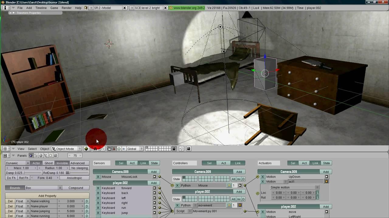 3D BLENDER 2.49 СКАЧАТЬ БЕСПЛАТНО