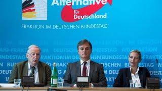 AfD will Beobachtung durch Verfassungsschutz verhindern