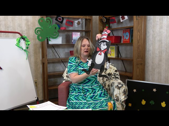 Miss Tori's Craft Box: Dr.Seuss
