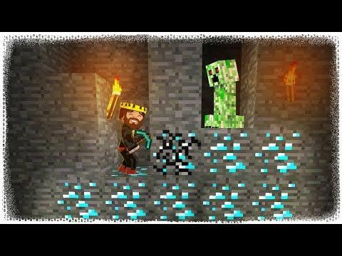 DİAMOND MADENİ Minecraft ZoR MoD #14