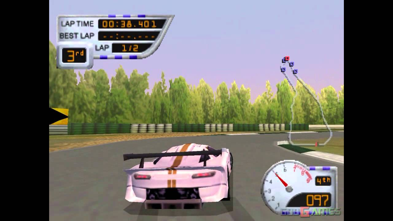 Sports Car GT Gameplay PSX PS One HD P Playstation - Sports car gt