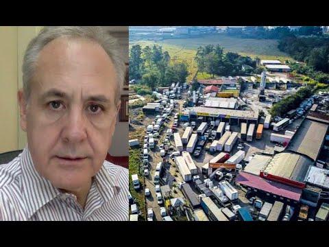 Bomba relógio: crise institucional e ameaça de greve dos caminhoneiros