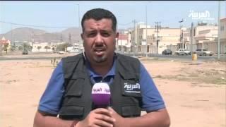 أول جريح في الحرس الوطني السعودي: جرحي وسام شرف