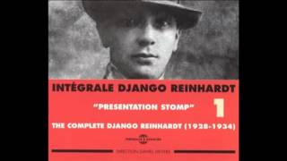 "Intégrale - The Complete Django Reinhardt - ""Presentation Stomp"" - (1928-1934) - Disc 2"