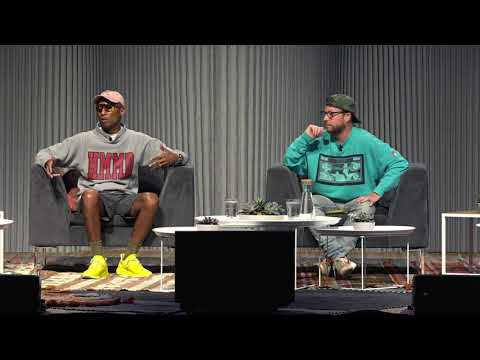 OTHERtone on Beats 1 with Chad Hugo Pusha T Timbaland and Teddy Riley at SITW 2019