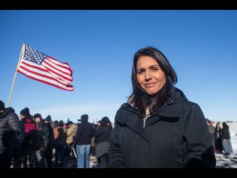 Rep. Tulsi Gabbard On Twisted Priorities Of Federal Government