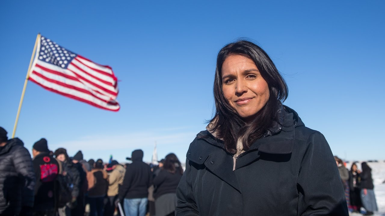Rep. Tulsi Gabbard On Twisted Priorities Of Federal ...