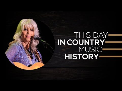 Merle Haggard, Garth Brooks, Emmylou Harris | This Day In Country Music History