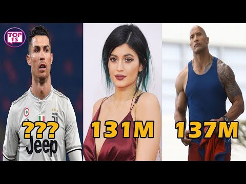 Top 10 Most Instagram Followers In The World Of 2019 | Most Insta Follower | Top 1s
