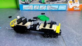 Lego City 60052 Cargo Train Speed Build