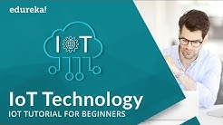 IoT Technology Tutorial | IoT Technology Stack | IoT Project Hands-On | Edureka