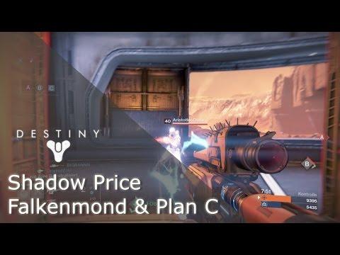 Destiny Patch 2.2.0 - Mit Shadow Price, Plan C und Falkenmond im Schmelztiegel   Deutsch   HD