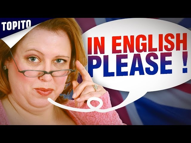 Top 5 des souvenirs des cours d'Anglais, in english please !