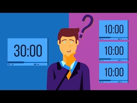 Видео ролик или видеоролик как писать