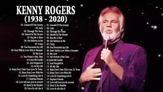 Kenny Rogers Greatest Hits - Top 20 Best Songs Of Kenny Rogers - Kenny Rogers Full Playlist 2020