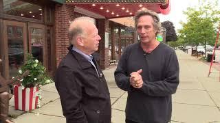 "William Fichtner And Tim Clark Promote ""Cold Brook"" At Aurora Theatre Nov 8th"