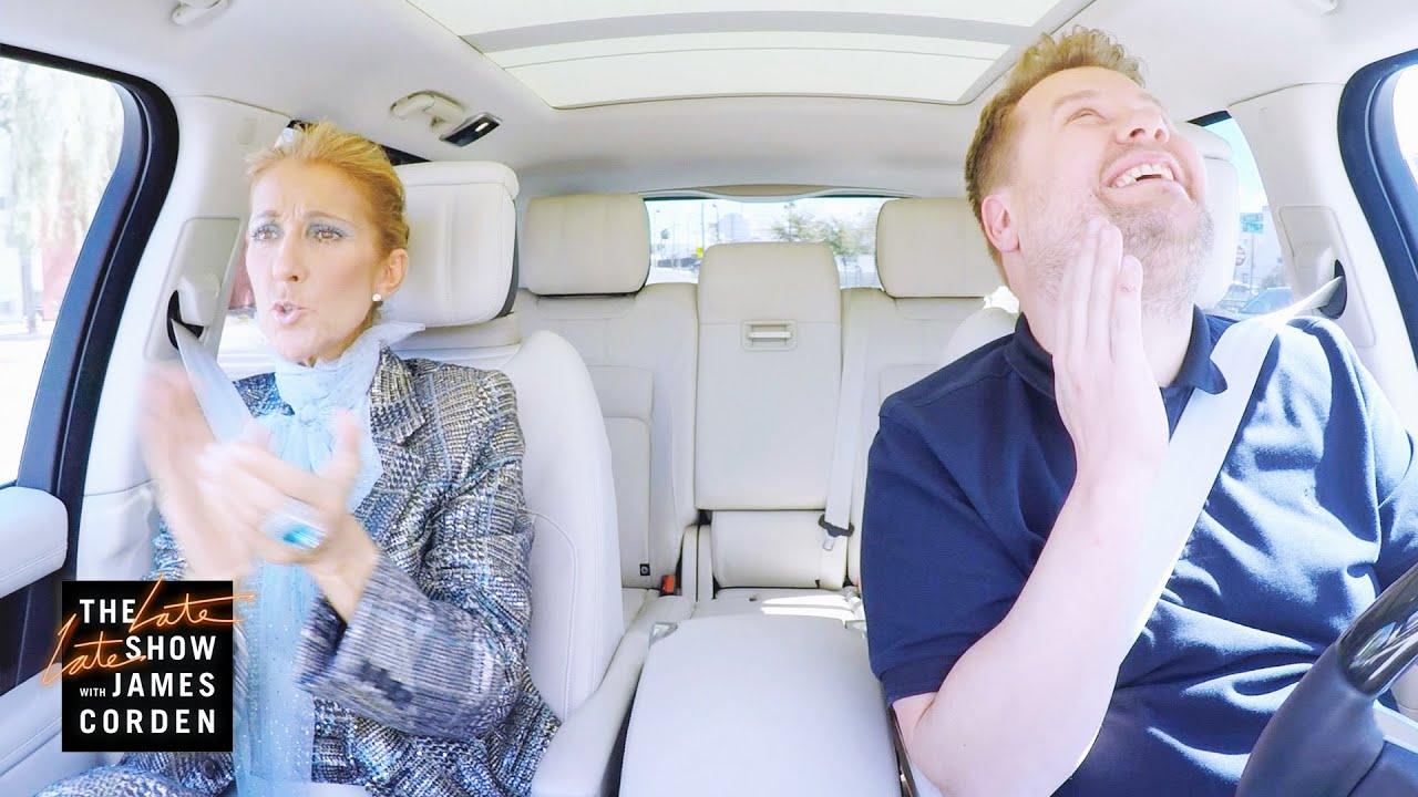 Celine Dion Carpool Karaoke Bonus Clip