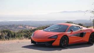 2017 McLaren 570S first drive review