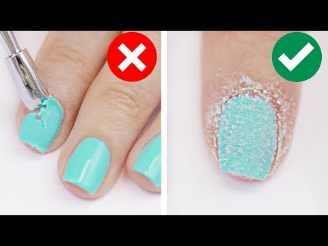 5 Things You're Doing WRONG When Removing Gel Polish!