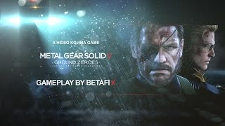 Metal Gear Solid V: Ground Zeroes / Gameplay PC / 1080p 60fps HD