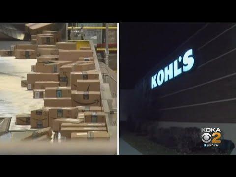 Craig Stevens - Kohl's To Begin Accepting Amazon Returns