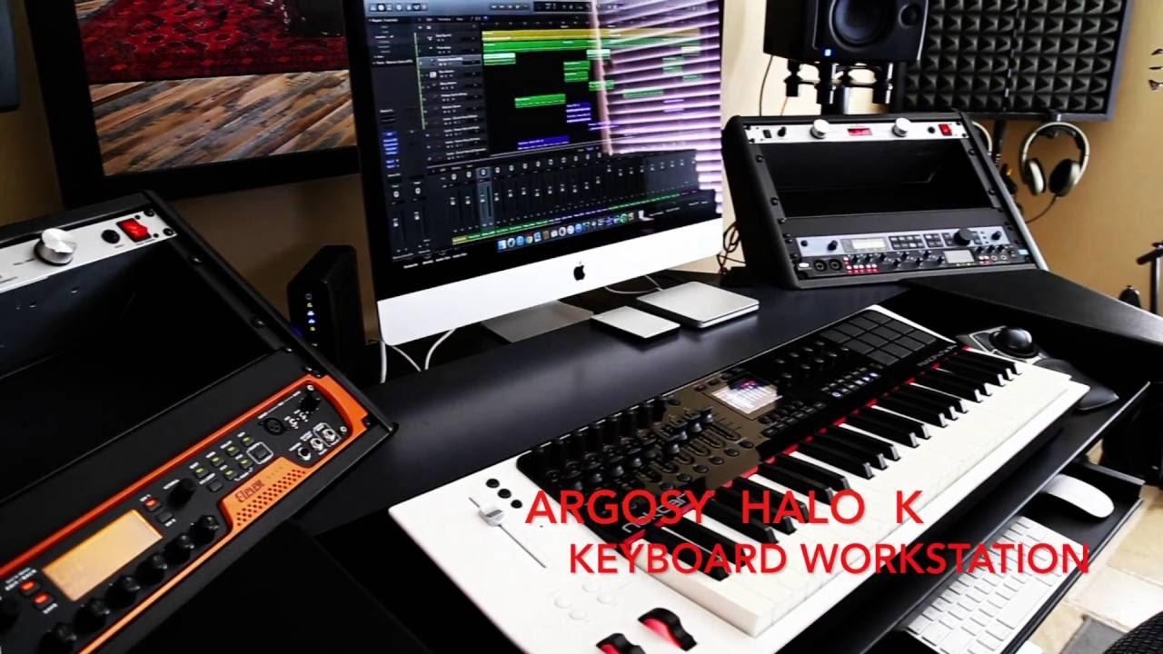 ARGOSY HALO K - YouTube