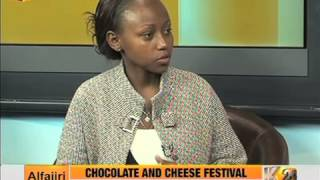 K24Alfajiri Wine Chocolate and Cheese