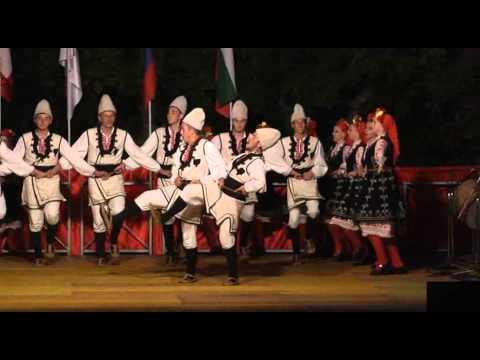 Ortezzano Festival Internazionale del Folklore 01-08-2014