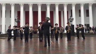 Лабутены: Военный оркестр (Ленинград — Экспонат, На лабутенах)