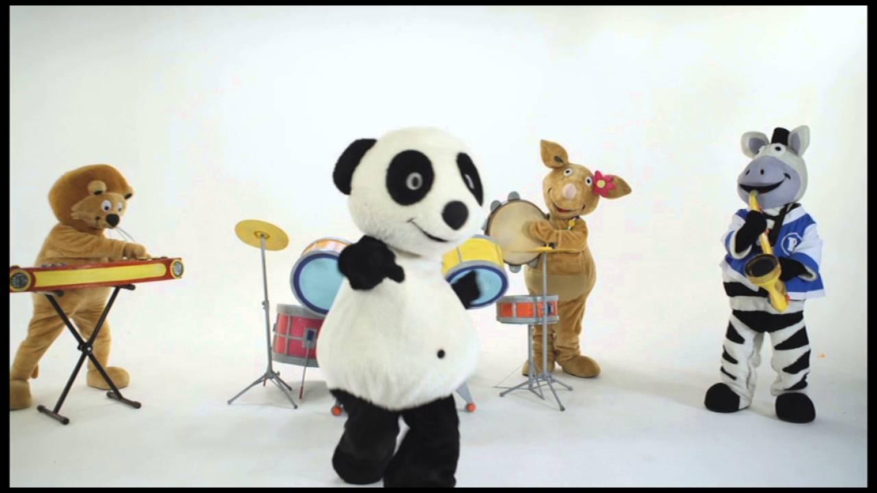 Parabéns Panda - Clip aniversário 20 anos Canal Panda