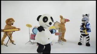 Parabéns Panda - Clip aniversário 20 anos Canal Panda thumbnail