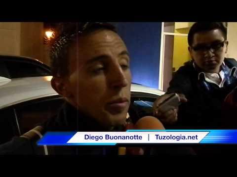 Reacciones PACHUCA VS MUNICIPAL:Diego Buonanotte