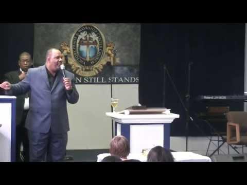 "Pastor Marsden Ross ""The Extension of the Main Branch"" Resurrection Sunday"