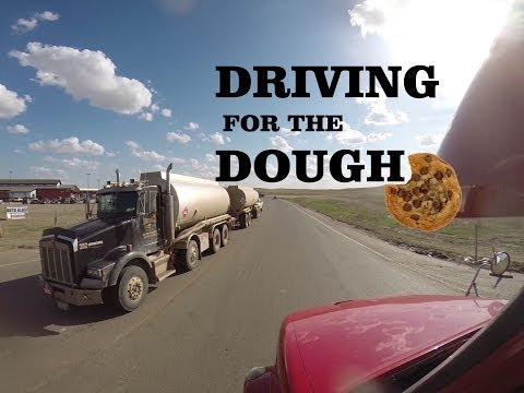 Driving for the Dough