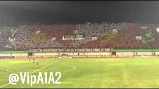 Pasoepati koreo Persis Solo vs Timnas U-23