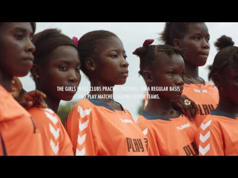 Sierra Leone #3: When football unifies a nation - The Girls Peace Club