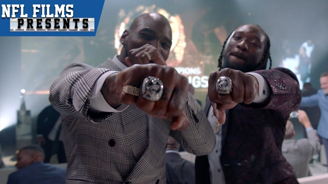 6e6a6e3d6fa An Inside Look Into the Eagles Super Bowl 52 Ring Ceremony