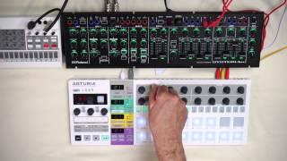 Hands-on: Arturia BeatStep Pro step sequencer/controller