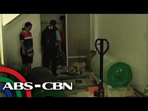Bandila: Abandonadong gamit sa townhouse, pinaghihinalaang may droga
