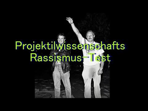 Rassismus Test