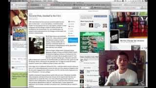 Bombs Over Austin! 9-14-12 • Fear, Entrapment & Infiltration • APD to FBI