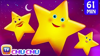 Twinkle Twinkle Little Star and Many More Videos | Popular Nursery Rhymes Collection by ChuChu TV thumbnail