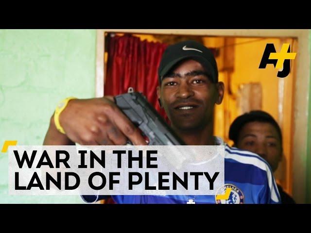 War In The Valley Of Plenty