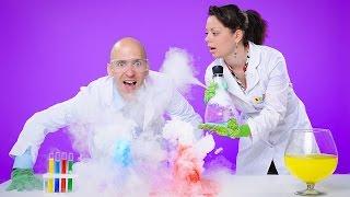 Научное шоу для детей